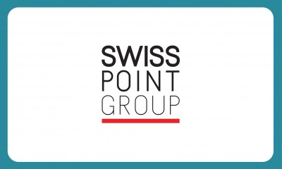 Realizare logo Swiss Point Group