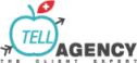 Tell Agency Mobile Retina Logo