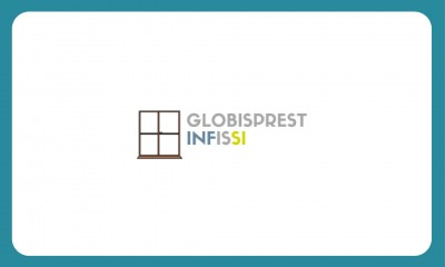 Creare Logo Globisprest Infissi