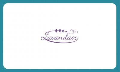 Creare logo Lavandair