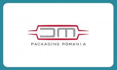 Creare site DM Packaging Romania