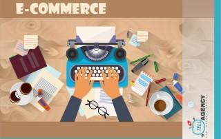 Creare text site e-commerce