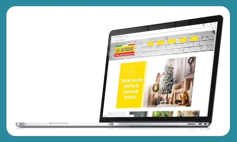 Website Da Moreno